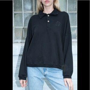 Brandy Melville archer baby devil sweatshirt